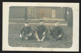 +++ CPA - Photo Carte - Foto Kaart - LEOPOLDSBURG - CAMP DE BEVERLOO ? - Soldat - Militaire - Militaria   // - Leopoldsburg (Camp De Beverloo)