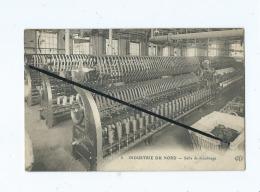 CPA  - Industrie Du Nord - Salle De Moulinage - Unclassified