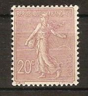 France, N° 131 * Clair