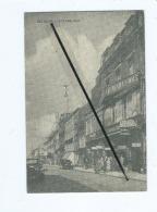 """Carte  - Roubaix  - Grande Rue -  Pub Au Verso """"Aux Travailleurs """" - Roubaix"""