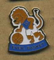 H# - PIN´S:  EVEIL BASKET - Basketball