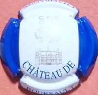 Chateau De Boursault N°27, Grande Lettres - Champagne