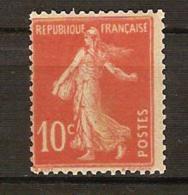 France, N° 138 ** Type 2