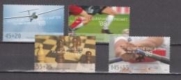 Germany Deutschland 2007,4V, Set,olympic,olympisch,olympische,olympique,olympicos,olimpici  ,MNH/Postfris(A2782) - Zomer 2008: Peking
