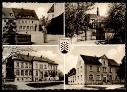 6689 - Alte MBK Ansichtskarte - Weißenberg Bautzen - HOG Gaststätte Stern Volkshaus Oberschule - Steudtner - Bautzen
