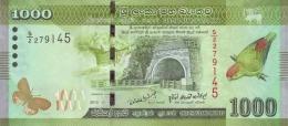 SRI LANKA 1000 RUPEES 2010 (2011) P-127 UNC  [ LK127a ] - Sri Lanka