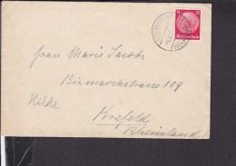 Deutsches Reich Brief Stempel  Altglashütten 1935 - Briefe U. Dokumente