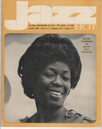 Jazz Hot Octobre 1967 - Festival D'Antibes - Marion Brown - Jay Mc Shann - Musique