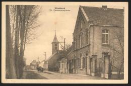 +++ CPA - MENDONK - MENDONCK - De Gemeenteplaats  // - Herk-de-Stad