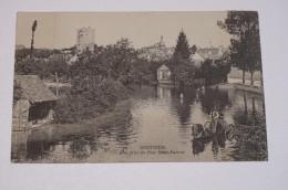 Issoudun Vue Prise Du Pont Saint Paterne - Issoudun