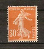 France, N° 141 * - Neufs
