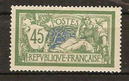 France Variété, N° 143 * Fond Bleu Foncé - Neufs