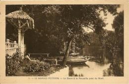 CPA-1948-79-MARAIS POITEVIN-La SEVRE A La ROUSSILLE-pres De NIORT-TBE - Frankreich