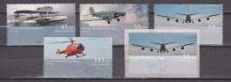 Germany Deutschland 2008,5V,set,airplanes,vliegtuigen,flugzeuge,avions,avións,aerei ,MNH/Postfris(A2781) - Vliegtuigen