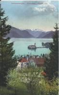 AK 0509  Gmunden - Schloss Ort / Verlag Brandt Um 1912 - Gmunden