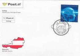 Österreich 2002 Nr. 2391 - Linzer Klangwolke - FDC Ersttagsbrief - FDC
