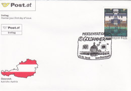 Österreich 2002 Nr. 2395 - Moderne Kunst - FDC Ersttagsbrief - FDC