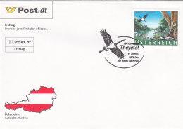 Österreich 2002 Nr. 2397 - Nationalpark Thayatal - FDC Ersttagsbrief - FDC