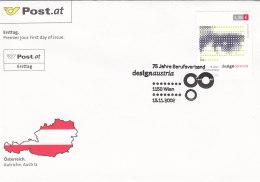 Österreich 2002 Nr. 2399 - 100 Jahre Design Austria  - FDC Ersttagsbrief - FDC