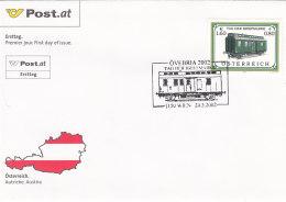 Österreich 2002 Nr. 2380 - Tag Der Briefmarke - FDC Ersttagsbrief - FDC