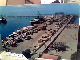 MARINA DI  CARRARA IL PORTO NAVE SHIP  CARGO   VB1977  FP5329 - Carrara