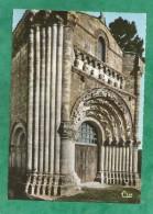 Fenioux (17-Charente-Maritime) L'église Et Le Portail Nord L'art Roman En Saintonge 2 Scans - France