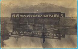 Greece. The Bridge On The Line Salonique-Larissa-Athenes. - Ouvrages D'Art