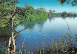 GABON - Le Lac Bleu Pres Mouila (Ngounie) - Gabon