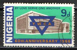 NIGERIA - 1966 - 60th Anniv. Of The Nigerian YWCA - USATO - Nigeria (1961-...)