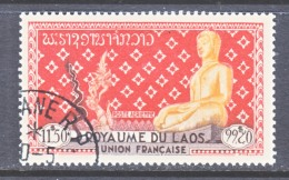 LAOS   C 10   (o)   BUDDHA - Buddhism