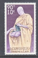 LAOS    C 27   *   BUDDHIST  MONK - Buddhism