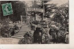 Exposition De Nancy  56 L Aquarium - Nancy
