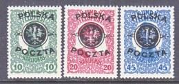 POLAND  27-9    Reprint   ** - ....-1919 Overgangsregering