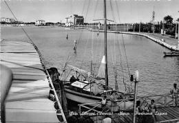 LIDO ALBERONI  (VENEZIA )  SBARCO  PANORAMA LAGUNA - Venezia