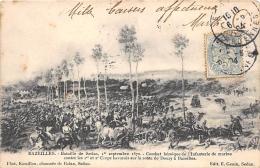 ARDENNES  08  BAZEILLES  BATAILLE DE SEDAN  COMBAT DE L'INFANTERIE DE MARINE CONTRE LES BAVAROIS  GUERRE 1870 71 - France