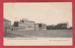 Courcelles - Ecole Industrielle , Place Floris Lagneaux - 1905 ( Voir Verso ) - Courcelles