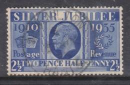 Great Britain:  George V, 1935 Silver Jubilee, C.d.s. Used - 1902-1951 (Kings)