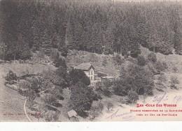 G , Cp , 88 , WISENBACH , Maison Forestière De La Sapinière Près Du Col De Ste-Marie - France