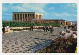 TURKEY - AK282175 Ankara - The Musuleum Of Atatürk - Turkey