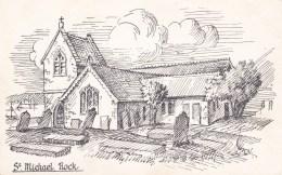 ROCK - ST MICHAELS CHURCH - England