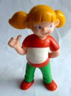 FIGURINE INSPECTEUR GADGET - SOPHIE - BANDAI 1983 (2) - Figurines