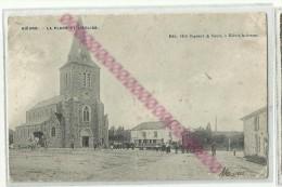 BIEVRE - La Place Et L'Eglise - Cinématographe - Bievre