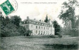 N°50431 -cpa St Just -cvhâteau De Chambon- - Autres Communes