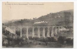 15 CANTAL - Ligne De Bort à Neussargues, Viaduc De Saint-Saturnin - France