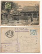 MUKDEN, BUDDHISM TEMPLE Cartolina/postcard #33 - China