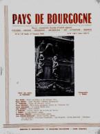 Pays De Bourgogne N° 61 1968 - Chablis - Pontigny - Tournus  - Meursault - Bourgogne
