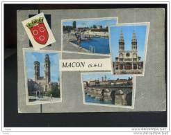 71 MACON ... Carte Multi Vues ... - Macon