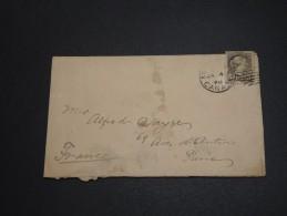 CANADA - Enveloppe De Montréal Pour Paris , Affranchissement Plaisant - A Voir - L 2961 - Briefe U. Dokumente