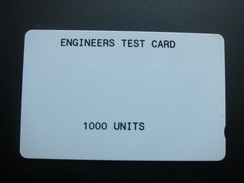 GPT Engineers Test Phonecard,1TMXA000562 1000 Units,mint - Mexico