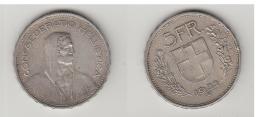 5 FRS  1932 B - Suisse